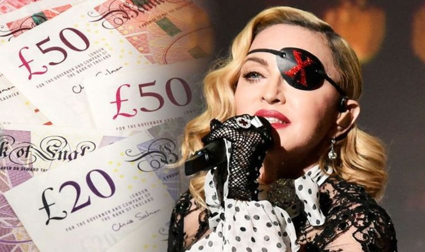 Madonna Net Worth 2019 - A Woman Who Doesn't Give Up - Report Sherald