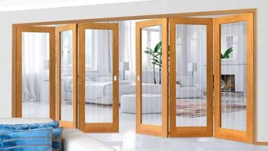 Photo of Top 5 Living Room Door Designs for Houston Homes