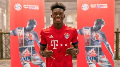 Photo of Alphonso Davies – Bayern's Future Star