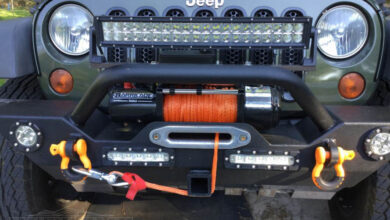 Photo of All Necessary Information You Should Know Before Buying Winches for a Jeep Wrangler
