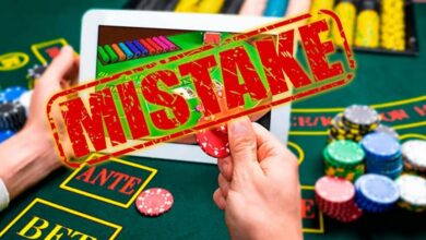 Photo of 6 Things You Should Never Do When Gambling Online