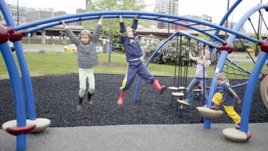 Photo of Play and be Active Outside