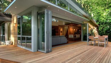 Photo of Benefits of Adding a Sliding Glass Wall to your Patio