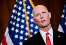 Photo of Where is Senator Rick Scott from?